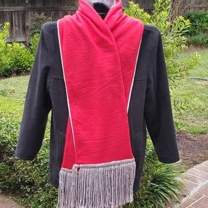 The Sporty-Mens Fleece-duo Scarf